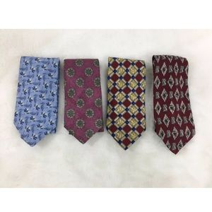 4 Robert Talbott Best of Class Nordstrom Silk Ties
